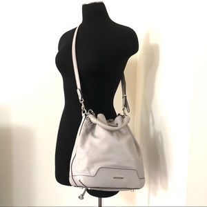 Authentic Rebecca Minkoff Bucket Drawstrings Bag
